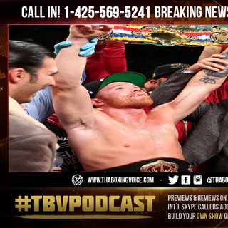 "☎️WOW Canelo Vacates😱BUT Made SUPER🤔Champion AKA ""Franchise CHAMPION❓"