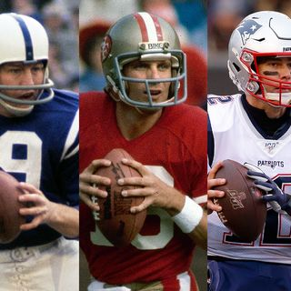 TGT NFL Show: Top 5 QB greats who finished their careers with different teams