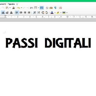Passi Digitali #3