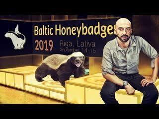 Live from Baltic Honey Badger - Riga Latvia