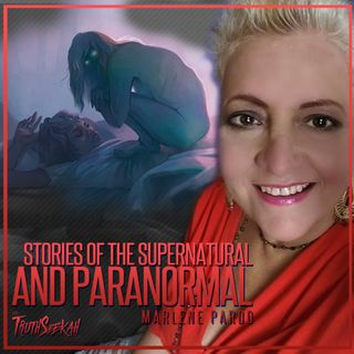 Stories of the Supernatural and Paranormal | Marlene Pardo