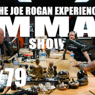 JRE MMA Show #79 with Vinnie Shoreman & Liam Harrison