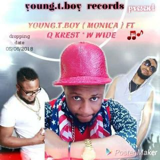 young t. boy monica ft Q krest