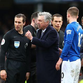 VAR denies Everton victory