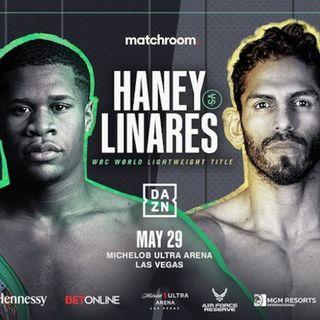 Devin Haney vs Jorge Linares Alternative Commentary
