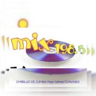 Embrujo De Cumbia FLMix198.5