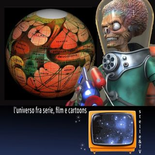 #21 Stelle&TV: i canali di Marte & Mars Attacks!