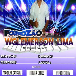 FORROZÃO WGLEMERSON LIMA AO VIVO