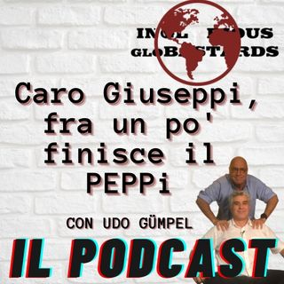 Caro Giuseppi, fra un po' finisce il PEPPi