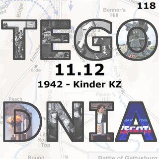 Tego dnia: 11 grudnia (Kinder KZ)