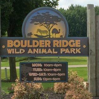 TOT - Boulder Ridge Wild Animal Park (5/14/17)