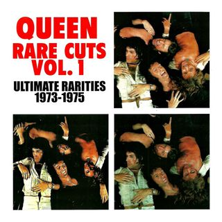 ESPECIAL QUEEN RARE CUTS VOL1 JAPAN 2012 #Queen #RareCuts #classicrock #rocknroll #stayhome #batman #mulan #ps5 #theboys #hbomax #mars2020