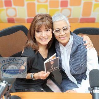 """Eugenia León presenta su nueva producción discográfica: """"A los 4 vientos""""."""