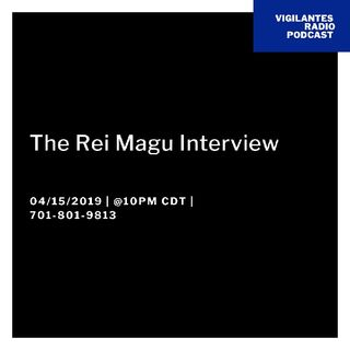 The Rei Magu Interview.