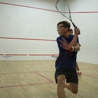 Traguardi azzurri per i giovani atleti dello squash Pegaso di Cornedo
