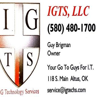 IGTS LLC's College Wrap-UP Show LIVE @ Pizza Hut On Broadway In Altus