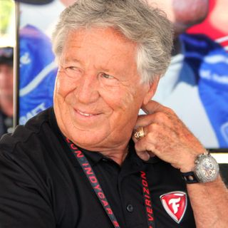 Episode 31 Mario Andretti, The Man Who Did It All