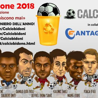 Cristian Vitali a Sport In Condotta su Young Radio parla del Calciobidone 2018