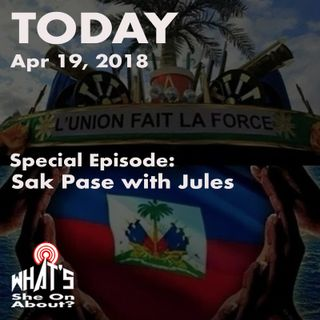 Special Episode: Sak Pase with Jules