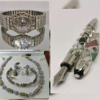 Hoy subastan joyas decomisadas al crimen organizado
