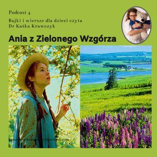 Ania z Zielonego Wzgórza. cz.1