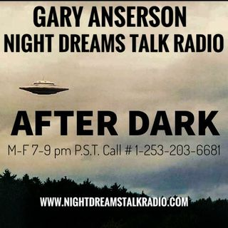 Night Dreams Talk Radio After Dark   Guest James Creachbaum