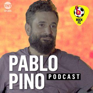 Pablo Pino - De meterse casi por la ventana en la cancha de Rosario Central al festejo con su hijo