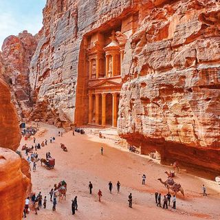 Book 2 Days Tours Petra and Wadi Rum