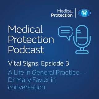 Vital Signs episode 3: A Life in General Practice – Dr Mary Favier in conversation