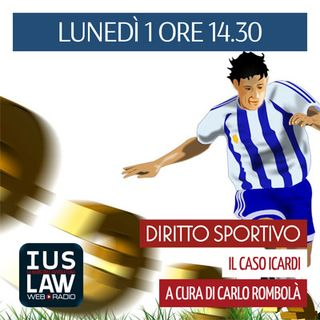 Speciale Diritto Sportivo - Il caso Icardi - 01 maggio 2017