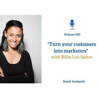 #10 Talking about SCS w/Billie Lou Sastre