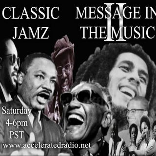 Classic Jamz *Message In The Music* 1-19-19