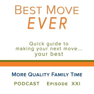 Ep 21 - More Quality Family Time