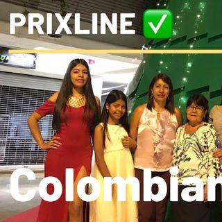 PRIXLINE ✅ Charlando con Amigos de Colombia