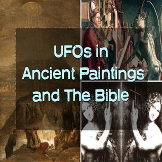 UFOs in Ancient Paintings & The Bible | Conspiracy Podcast