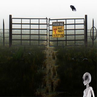 Skinwalker Ranch UFO Hotbed Conspiracy Podcast