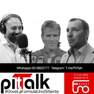 Pit Talk - F1 - Il mercato piloti impazza prima di Silverstone