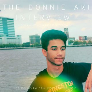 The Donnie Aki Interview.