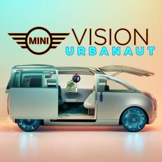 182. MINI Vision Urbanaut EV | The Ultimate Chill Car?