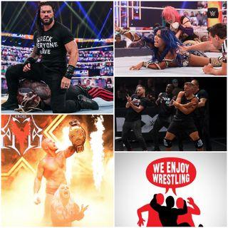 Ep 128 - ThunderStruck (NXT TakeOver 30 & SummerSlam 2020 Recaps!)