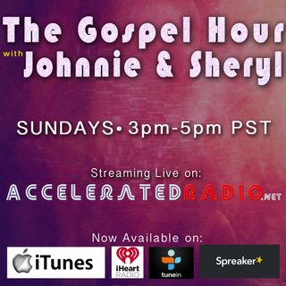 The Gospel Hours & Churching with Mama 8/26/18