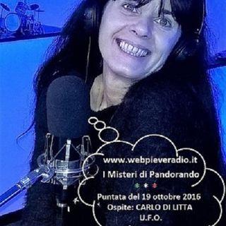 Puntata del 19-10 - Carlo di Litta - U.F.O.