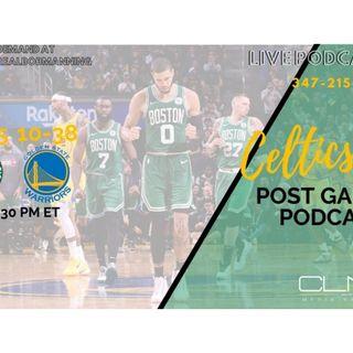 POSTGAME: Celtics vs. Warriors | Jan. 30 | Kemba Walker | Draymond Green