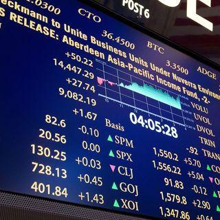Borse in calo: avvisaglie di inversione. Eur/Usd a fine corsa?