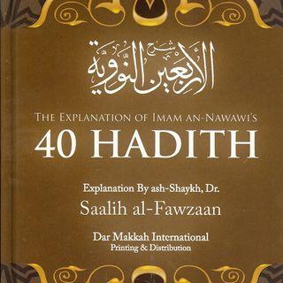 5 Pillars of Islam 40 Hadith Nawawi