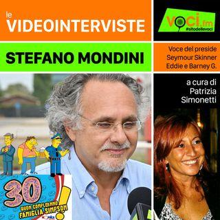 STEFANO MONDINI su VOCI.fm - clicca PLAY e ascolta l'intervista