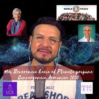 #295 Más reverencia hacia el Planeta propone Convergencia Armónica 2020 (Podcast)