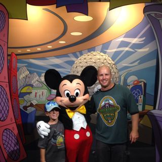 Episode 8: Walt Disney World - Amazing Race Style