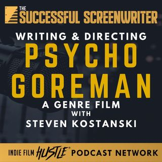 Ep46 - Writing & Directing Psycho Goreman with Steven Kostanski