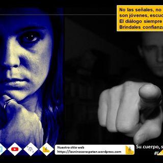 #LosNiñosSeRespetan - No las señales